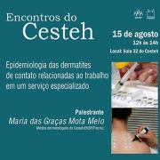 Encontros do Cesteh - agosto